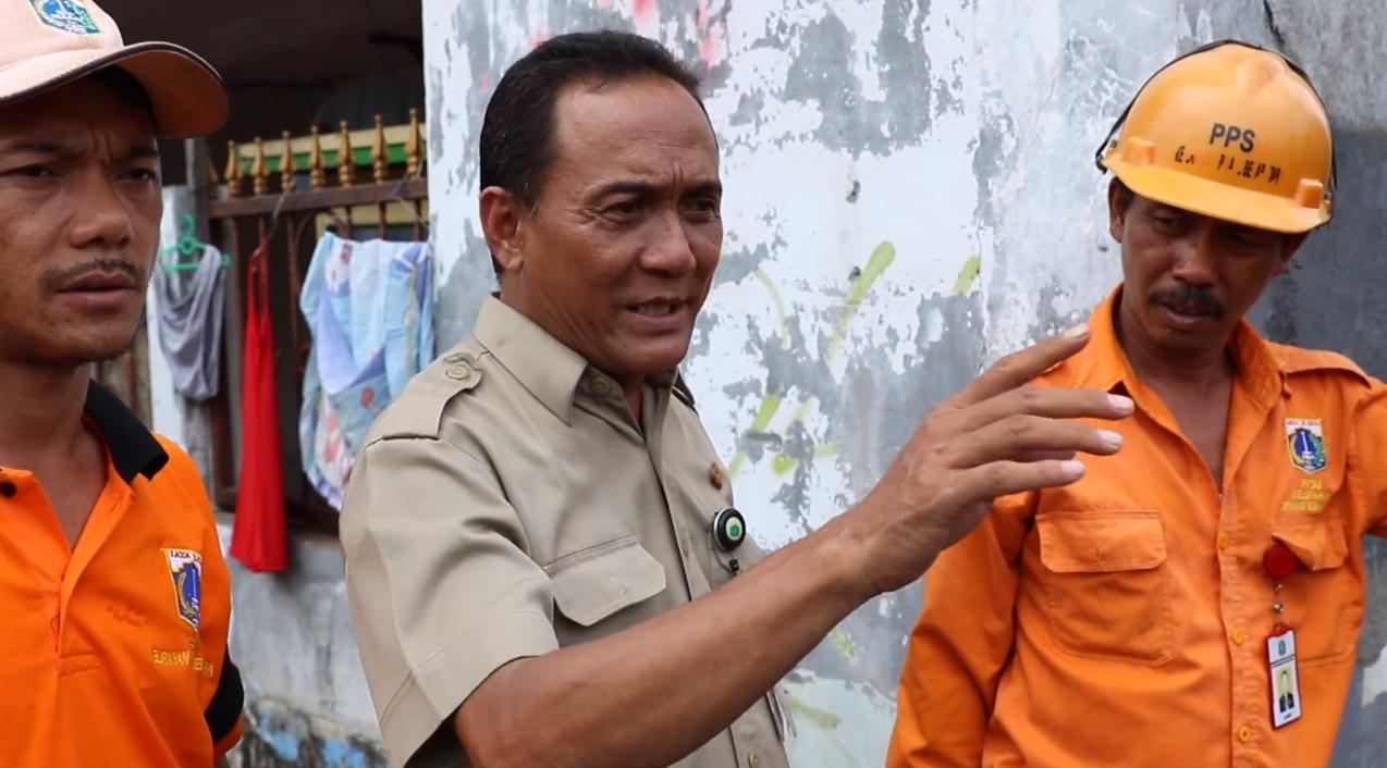 Orange Troop Jakarta Indonesia